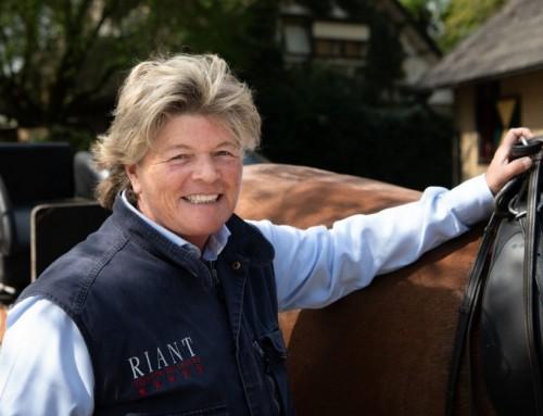 In Beeld: Mieke van Tergouw met passie voor paarden naar de top